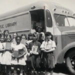 Moby Dick and friends in 1945 (Bethlehem Public Library archives)